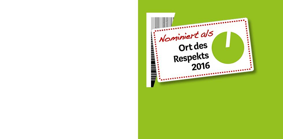 """RepaNet nominiert für """"Orte des Respekts"""""""