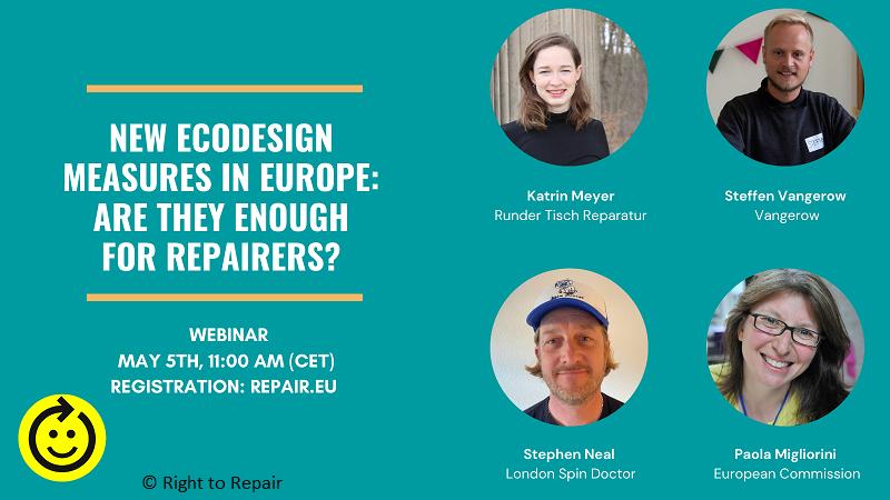 Halten neue Okodesign-Regelungen den Anforderungen der Reparaturpraxis stand
